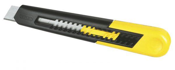 Stanley 10-151 ΜΑΧΑΙΡΙΑ SM ΜΕ ΣΠΑΣΤΗ ΛΑΜΑ - 18mm