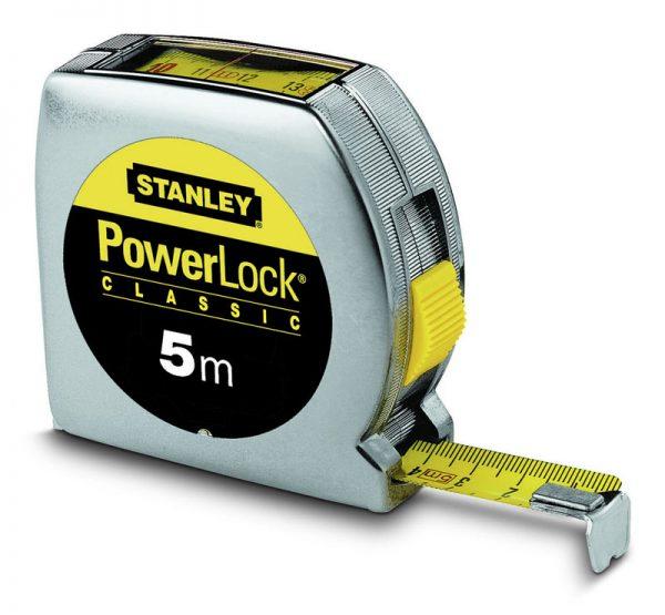 Stanley 33-932 POWERLOCK ΜΕΤΡΑ ΟΘΟΝΗΣ