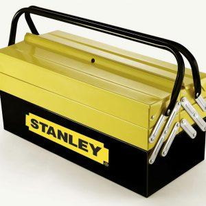 Stanley 94-738 ΜΕΤΑΛΛΙΚΗ ΕΡΓΑΛΕΙΟΘΗΚΗ 5 ΥΠΟΔΟΧΩΝ