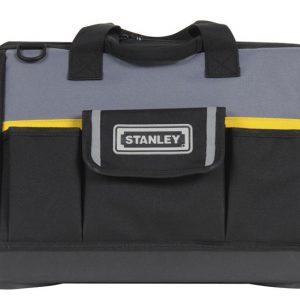 "Stanley 96-183 Stanley® 16"" ΤΣΑΝΤΑ ΕΡΓΑΛΕΙΩΝ ΜΕ ΑΝΟΙΧΤΗ ΠΡΟΣΒΑΣΗ ΕΛΕΥΘΕΡΗΣ ΣΤΑΣΗΣ"